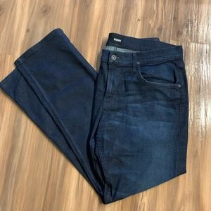 HUDSON Byron 5 Pocket Straight Leg Jean
